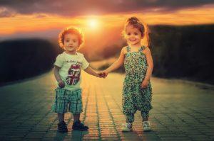 子ども、優しさ、自立