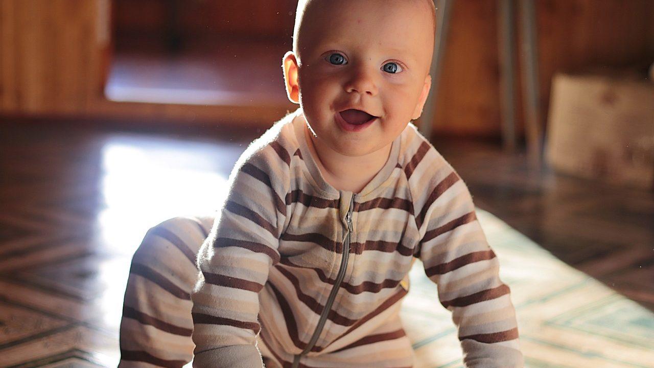 赤ちゃん、アレルギー、乳児湿疹