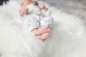 赤ちゃん、湿疹