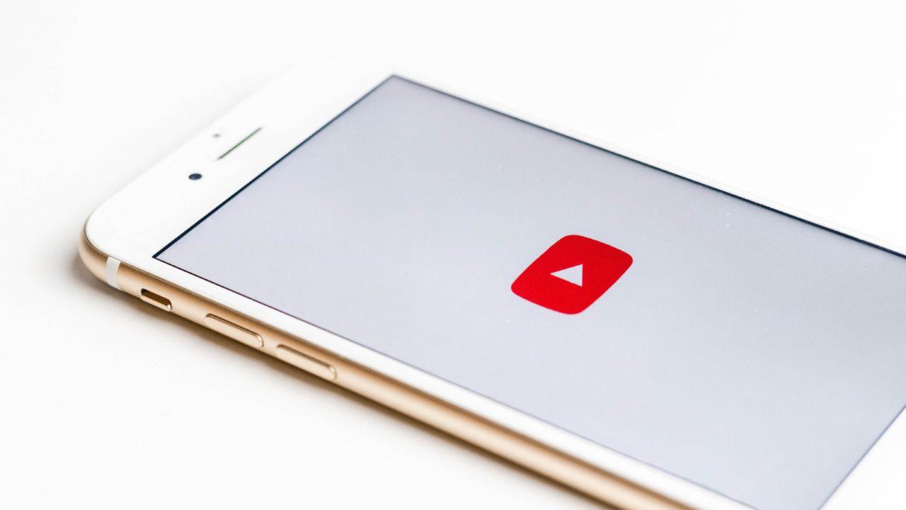 YouTube、登録