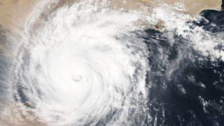 台風、損害
