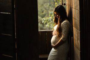 2人目、妊娠中