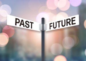 過去、未来、人生、変える