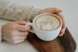 コーヒー、一息
