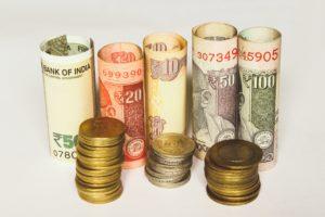 お金、収入、副業